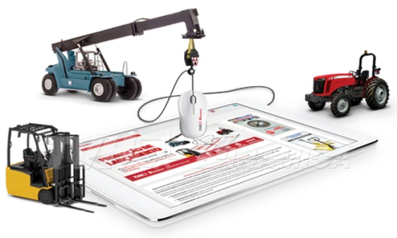 Clientes aprovam novo portal de vendas online da TVH-Dinamica