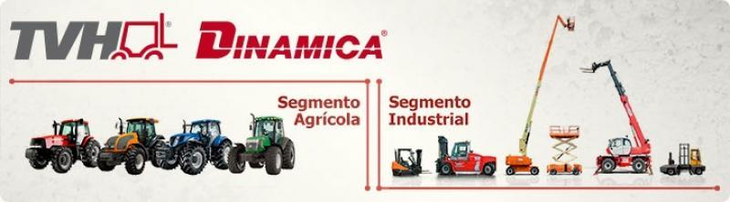 O grupo belga TVH entra no mercado de peças para máquinas agrícolas no Brasil com aquisição da Dinamica
