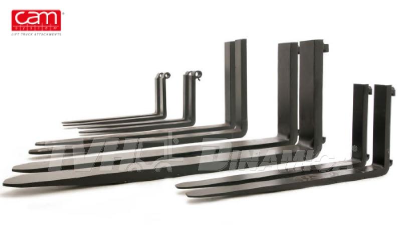 TVH-Dinamica oferece garfos da CAM System para empilhadeiras