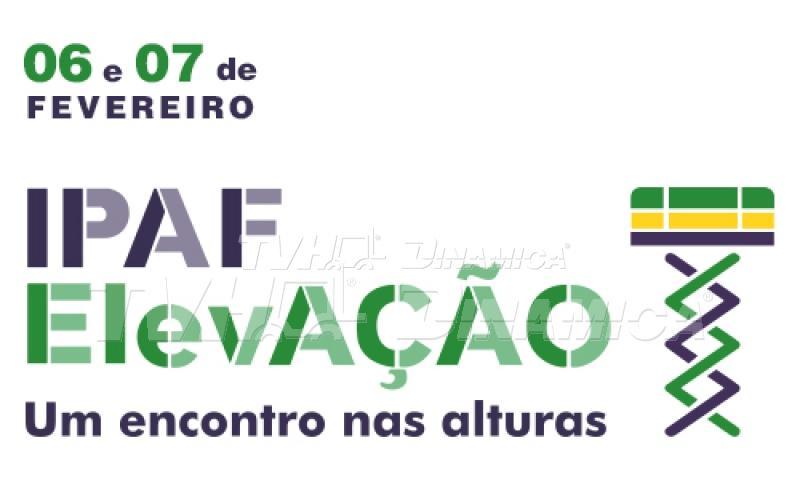 TVH-Dinamica participa do principal evento de plataformas aéreas da América Latina