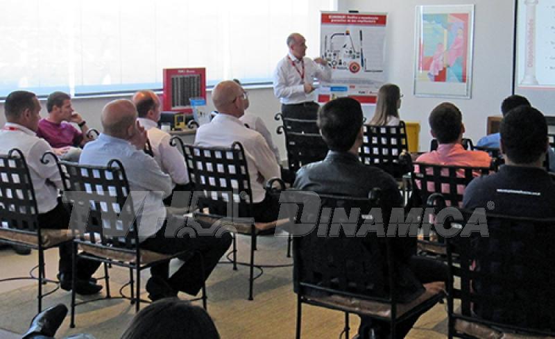 TVH-Dinamica recebe clientes em sua sede