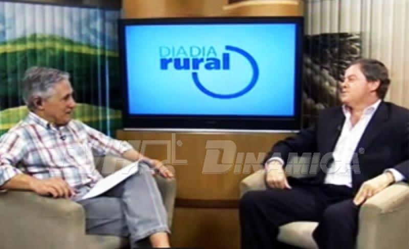 Diretor da TVH-Dinamica participa de programa no Canal Terra Viva