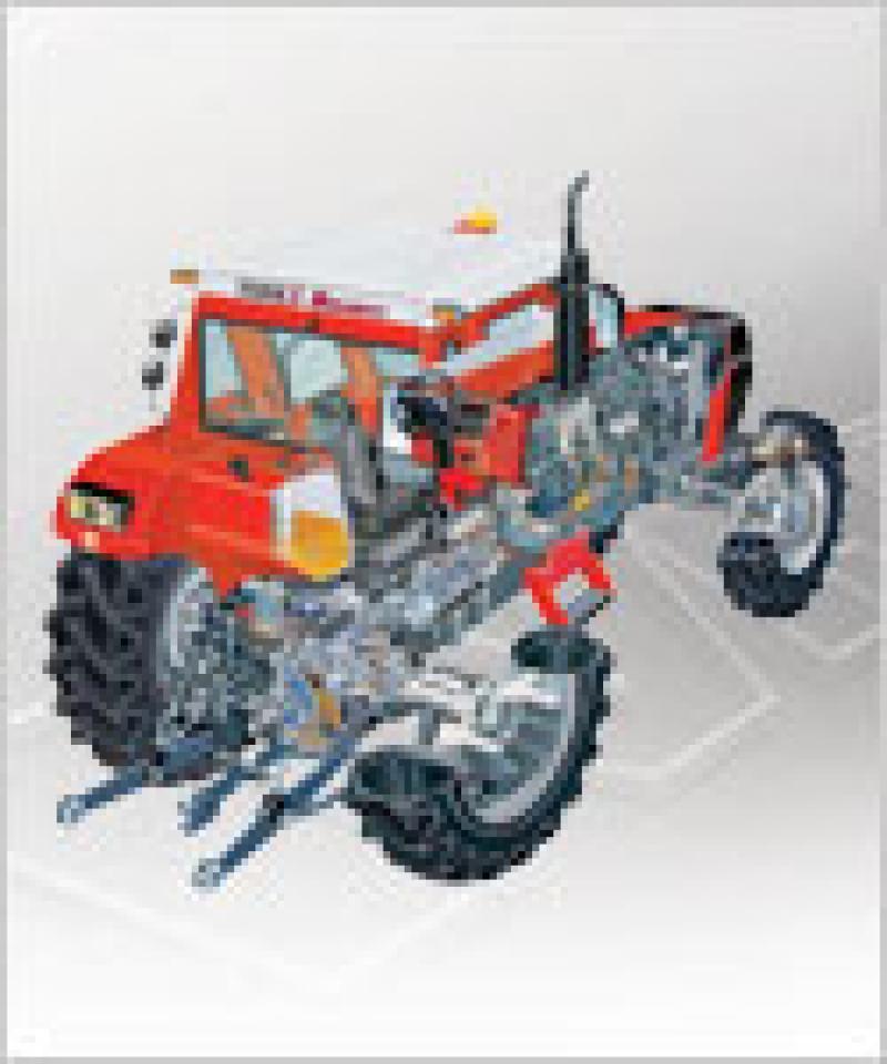 Novos itens ampliam portfólio para máquinas agrícolas