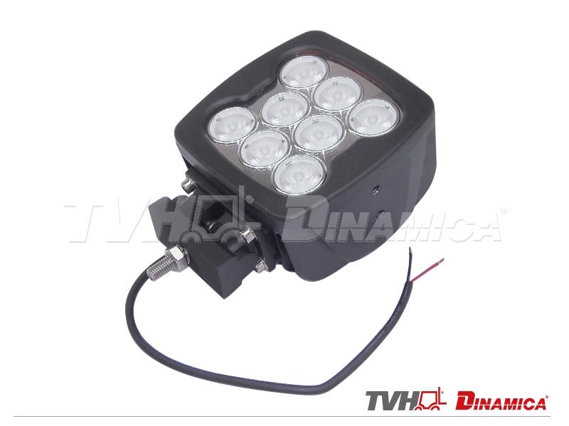 Novos faróis de LED da TotalSource para empilhadeiras