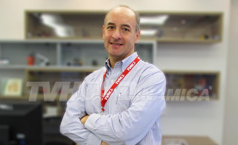TVH-Dinamica tem novo diretor geral