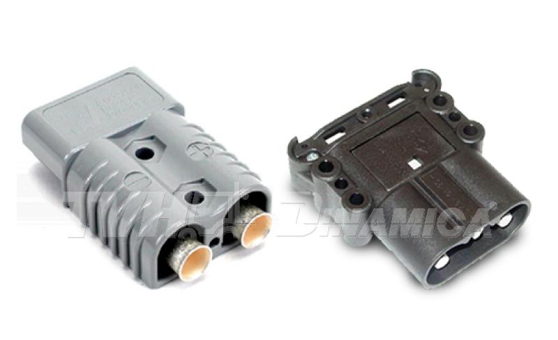 Conectores de baterias das marcas Anderson Power e Rema