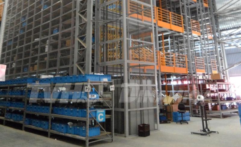 TVH-Dinamica aumenta em 80% capacidade  de estocagem para 2015