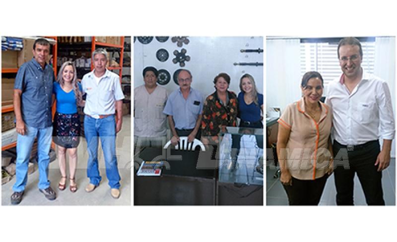 TVH-Dinamica visita clientes no exterior