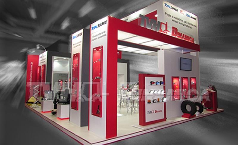 Intermodal garante exposição de produtos para máquinas portuárias