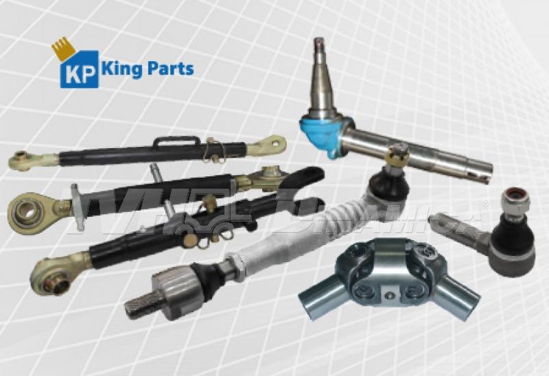 Terminais e barras de direção King Parts