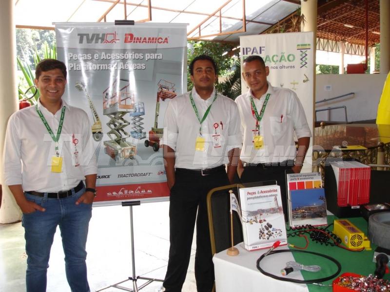 TVH-Dinamica participa da primeira conferência da IPAF no Brasil