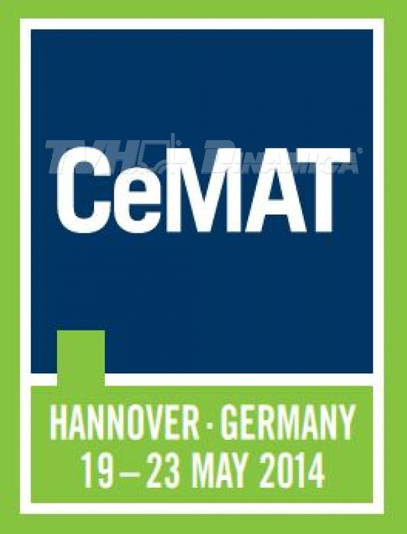 Grupo TVH participa da CeMAT 2014 em Hannover