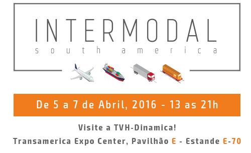 TVH-Dinamica participa da Intermodal 2016