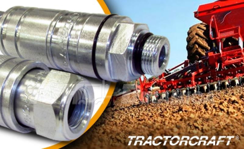 Engates rápidos para máquinas agrícolas