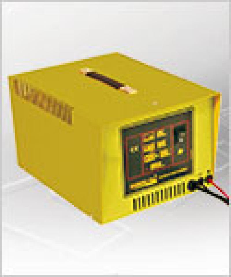 TVH-Dinamica traz carregador de bateria Energic Plus para o Brasil