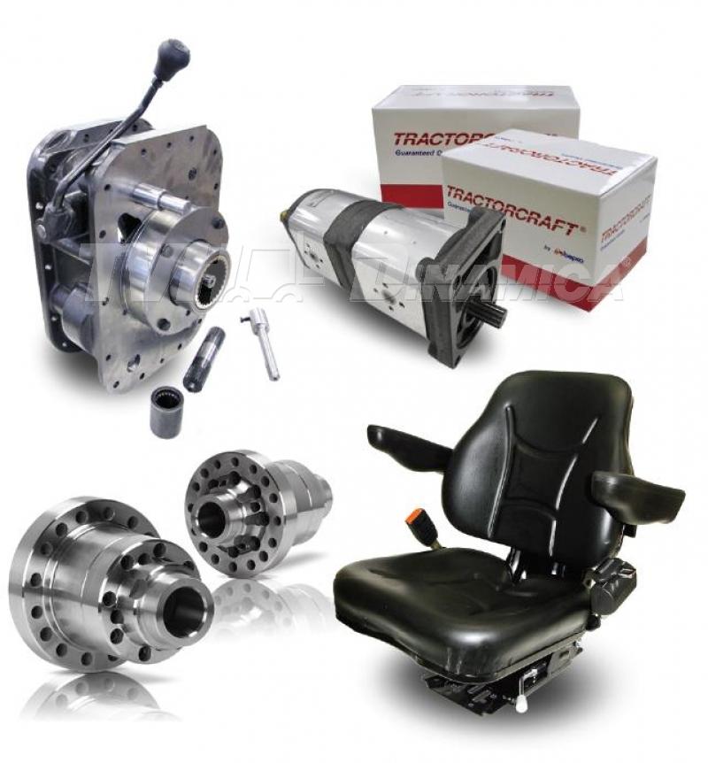TVH-Dinamica oferece variedade de peças e acessórios para máquinas agrícolas na Coopavel