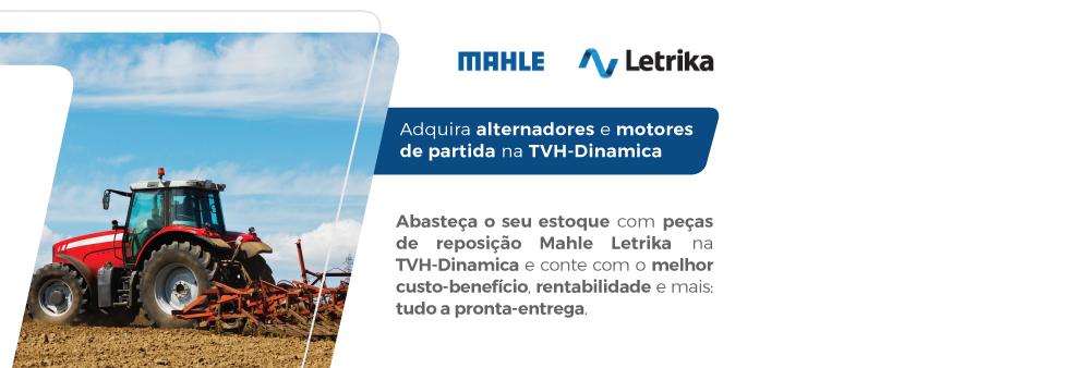 Alternadores e motores de partida Mahle Letrika